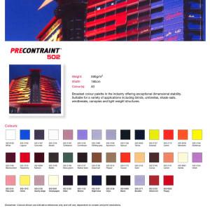 Innova Precontraint P502 Colours