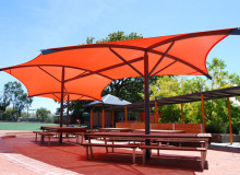 Brighton Primary School - Shade Structure