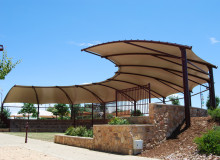 Goldfields Council - Outdoor Areas - Shade Structure