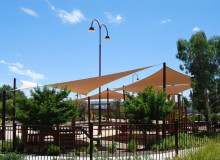 Goldfields Council - Outdoor Areas - Shade Sails