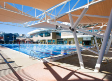 Hawthorn Aquatic Centre - Sports Courts and Pools - Shade Structures