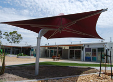 Johnstone Street ELC - Shade Structure