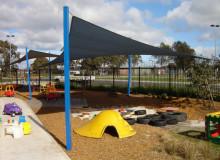 Maribyrnong Aquatic Centre - Shade Sails