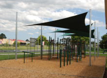 St Patrick's Primary School - Shade Sails