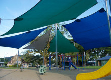 Yarra Ranges Council Playground - Shades